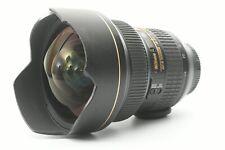 Nikon Nikkor AF-S 14-24 mm F/2.8 G ED Wide-angle Zoom Lens - With Rear Lens cap