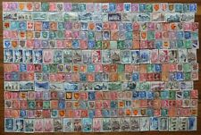 France - nice lot of 367 early used stamps