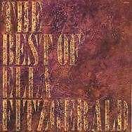 The Best Of Ella Fitzgerald CD CONCORD