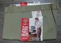 NEW VINTAGE RETRO 1991 DICKIES MEN'S WORK PANTS DEADSTOCK USA RARE 42x32