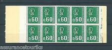 CARNET - TYPE M BEQUET - N° 1815-C1 - 20 TIMBRES - NEUF** MNH