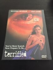 TERRIFIED DVD HEATHER GRAHAM BRAND NEW FACTORY SEALED