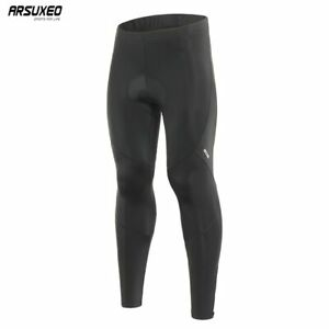 Men's Cycling Pants with 3D Padded MTB Bike Bicycle Trousers Breathable Leggings