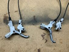 Avid Elixir 5 front and rear brakes with Avid bleed kit