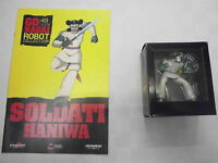 GO NAGAI ROBOT COLLECTION n 49 - SOLDATI HANIWA - visitate COMPRO FUMETTI SHOP