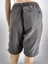Gander Mountain Women's Guide Series Gray Nylon Shorts Size XS