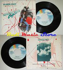 LP 45 7'' GLENN FREY The heat is on BEVERLY HILLS COP 1984 italy MCA cd mc dvd *