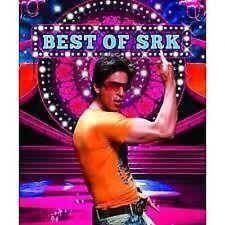 Best Of Srk Chansons Blu-Ray Bollywood Shah Rukh Khan Original Disque