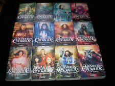 Anne Robillard : Cycle Les chevaliers d'Emeraude (complet GF)