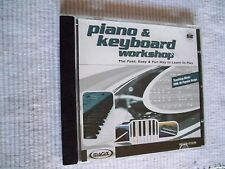 Magix Piano & Keyboard Workshop Special Edition Cd-Rom