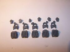 Space Marine Terminator Bodies and Heads (bits auction)
