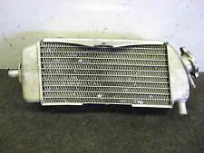 2004 Suzuki RMZ250 Right Side Radiator - RM250Z RM 250 Z RMZ