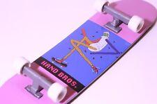 HANDBROS Hand board 10 inch hand skateboard tech 27cm large finger board toy
