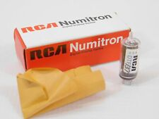 RCA DTF137 Numitron Nixie Numeric Display Tube NOS (two available)