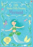 (Good)-Little Sticker Dolly Dressing Mermaid (Paperback)-Fiona Watt-147492185X