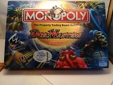 Monopoly Duel Masters Special Edition by Parker 2004
