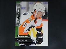 2016-17 Upper Deck UD Parkhurst ROOKIE #367 Ivan Provorov Philadelphia Flyers