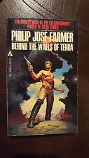 "Philip Jose Farmer, ""Behind the Walls of Terra,"" 1981, Ace 05374-2, VG+, 1st"