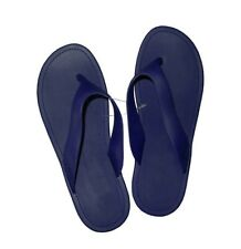 NEW! JULIA WOMEN'S SEMI-HIGH CASUAL SLIPPERS/SANDALS (BLUE, SIZE #7)