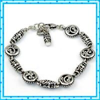 Brighton Mission Pierced Silver Bracelet NWOT