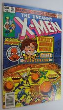 Uncanny X-Men #123 Byrne/Claremont Nm 9.2/9.4 Arcade Spider-Man