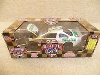 1998 Racing Champions 1:24 Gold NASCAR Todd Bodine Tabasco Grand Prix #35 HO