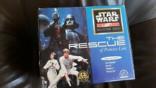 RARE  1997  Star Wars Classic Collector Series The Rescue of Princess Leia