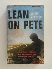 Willy Vlautin Lean on Pete Roman Jugendbuch Bloomsbury