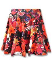 Polycotton Mini Skirts for Women