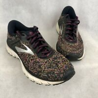 Brooks Womens Adrenaline GTS 18 Running Shoes Multicolor 1202681B Low Top 8 M
