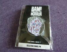 BAM! HORROR 13 GHOSTS COLLECTIBLE ENAMEL PIN