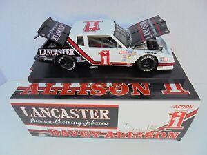 DAVEY ALLISON #1 Lancaster Premium Chewing Tobacco Action 1985 MC Nascar Diecast