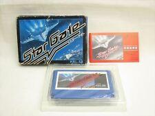 STAR GATE Famicom Item Ref/bdb Nintendo Import JAPAN Boxed Game fc
