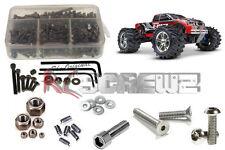 RC Screwz TRA030 Traxxas E-Maxx EVX Stainless Steel Screw Kit