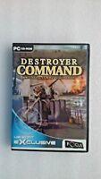 Destroyer Command (PC: Windows, 2002) - European Version