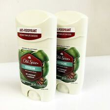 Set of 2 NEW Old Spice Fresh Collection Citron Scent Anti-Perspirant/Deodorant