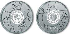 2,5 EURO PORTUGAL 2010 UNC - SITES PREHISTORIQUE DE LA VALLEE DE CÔA