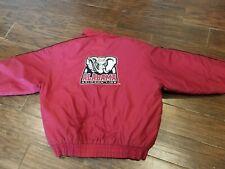 Logo Athletic Vintage sz XL Alabama Crimson Tide Jacket Coat Elephant logo