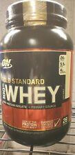 Gold Standard Whey 100% Protein 2 lb Optimum Nutrition  Choose Flavor