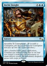 MTG Unstable INCITE INSIGHT Magic the Gathering MINT