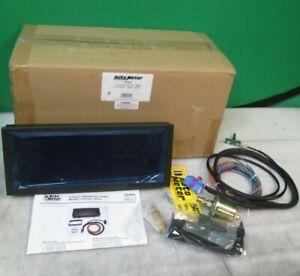 Auto Meter 7000 Invision Universal Panel Mount Digital LCD Dash