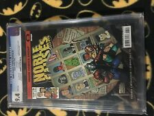 NOBLE CAUSES FAMILY SECRETS #3 B Variant 2002 9.4 CGC 1st INVINCIBLE Appearance
