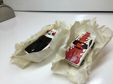 Aurora Rare Pair of Afx New Screeechers Cars Flamed Cuda & Police Pinto Buy New!
