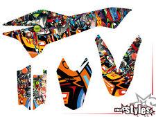 KTM 690 smc smc/r Enduro (08-16) | Graffiti Décor Décalques Kit sticker Graphics