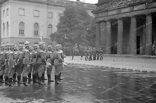 Negativ-Berlin-1940-Architektur-stadt-Straßen szene-Wehrmacht-Parade-2