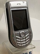 Nokia 6630  Silver ( Unlocked ) Mobile Phone