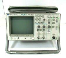 HP MEGA ZOOM 54645A  2 Channel 100 MHz 200 MSa / s Oscilloscope W/ Probes