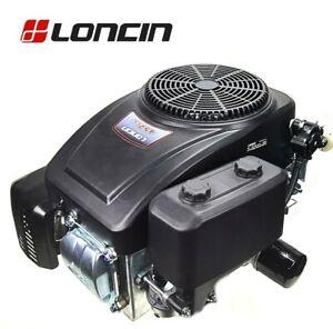 Loncin Benzin Rasenmäher Motor 12,5 PS  LC1P92F-1  / p.f. Briggs Honda Kawa