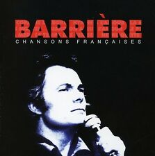 Alain Barrière, Barriere Alain - Chansons Francaises [New CD] Canada - Import