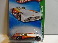 2010 Hot Wheels Treasure Hunt #46 Orange Chevroletor